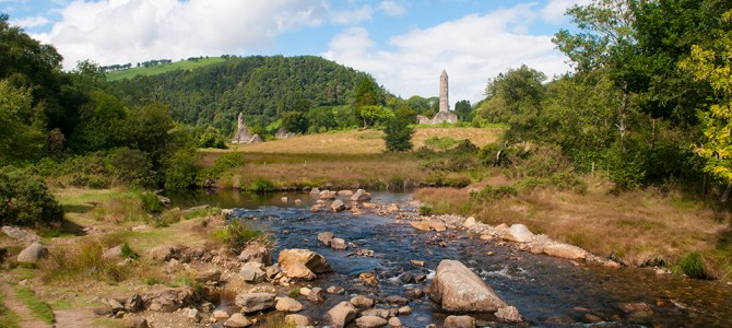 Fotogalerie: Glendalough – Kilkenny – Waterford