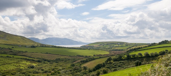 Ring of Kerry – Castle Ballycarbery – Slea Head Drive