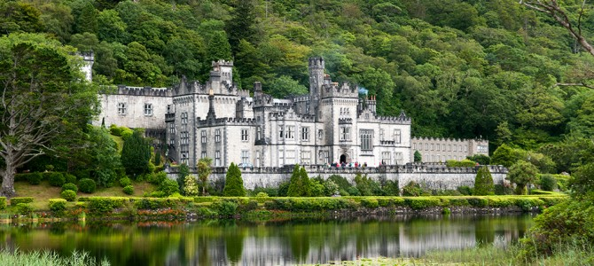 Connemara National Park – Kylemore Abbey – Cong Abbey – Ashford Castle