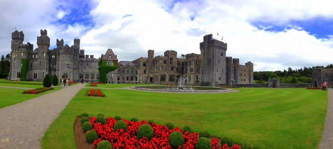 Fotogalerie: Connemara National Park – Kylemore Abbey – Cong Abbey – Ashford Castle