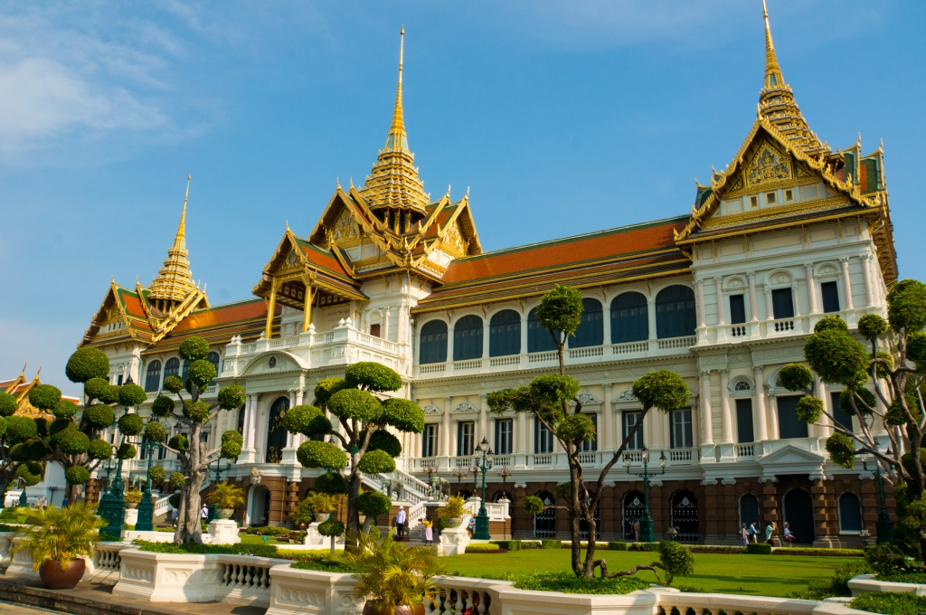 Grand Palace and Wat Phra Kaeo