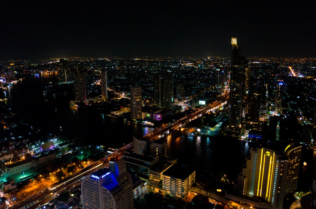 Scirocco Sky Bar - Lebua State Tower